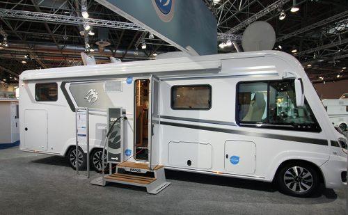 Caravan Salon Düsseldorf 2018 – Del 9: Knaus Sun 2019
