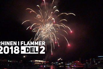 Rhinen i flammer 2018 – del 2