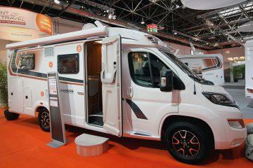Caravan Salon Düsseldorf 2018 – Del 12: Weinsberg CaraCompact Edition Pepper 2019