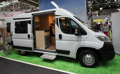 Caravan Salon Düsseldorf 2018 – Del 18 – RoadCar: De populæreste indretninger