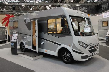 Caravan Salon Düsseldorf 2018 – Del 20 – Sunlight 2019: Ny helintegreret model