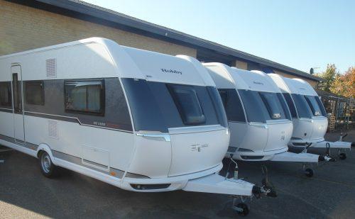 Slagelse Camping & Outdoor Center ny forhandler af Hobby campingvogne