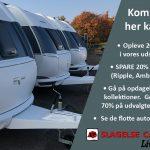 Åbent Hus d. 27. & 28. okt. 2018 hos Slagelse Camping & Outdoor Center