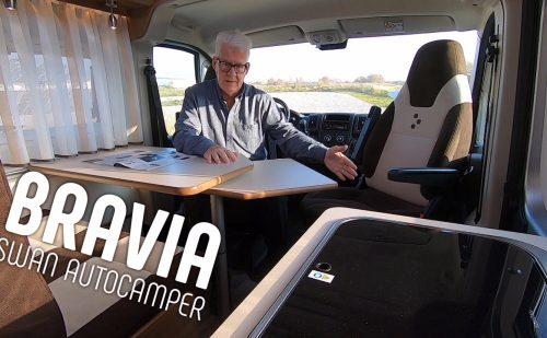Bravia Swan 636 autocamper fra Fritidsbiler.dk