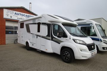 Knaus Sun Ti 700 MEG  – Editions model Platinum Selection 2019 hos PB Autocamper