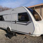 Kais Caravan satser på Knaus og Polar