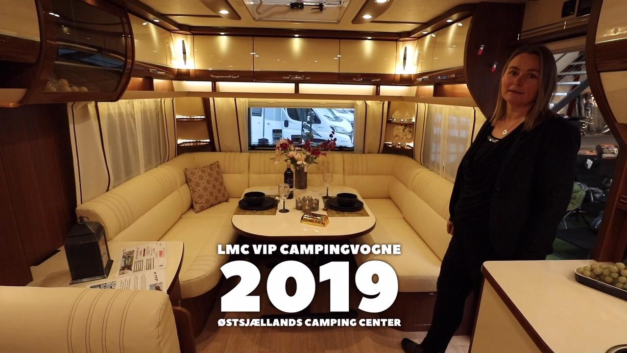 Succes med VIP vogne