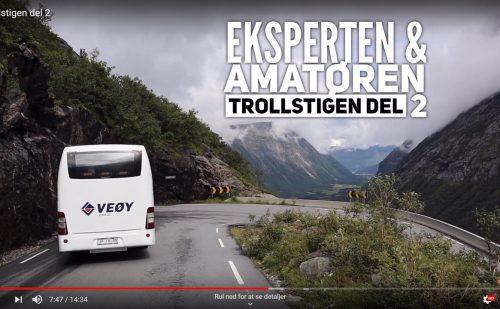 Eksperten & Amatøren – Trollstigen del 2
