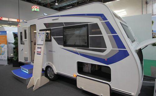 2019 Caravelair Artica – Seks nye modeller