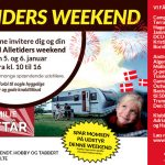Invitation til Alletiders Weekend  5. – 6. januar 2019
