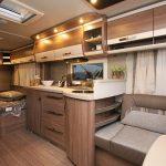Campingudstilling i Bella – Del 3 – 14 campingvogne fra årgang 2019