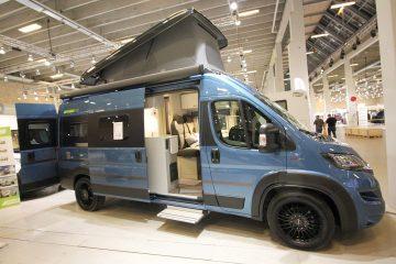 Verdenspremiere – Hymercar Free 600 Blue Evolution