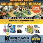 Kæmpe Campingplads-messe fejrer 10. år – Gratis entre