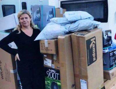 Sej kvinde styrer Danmarks største webshop med campingudstyr
