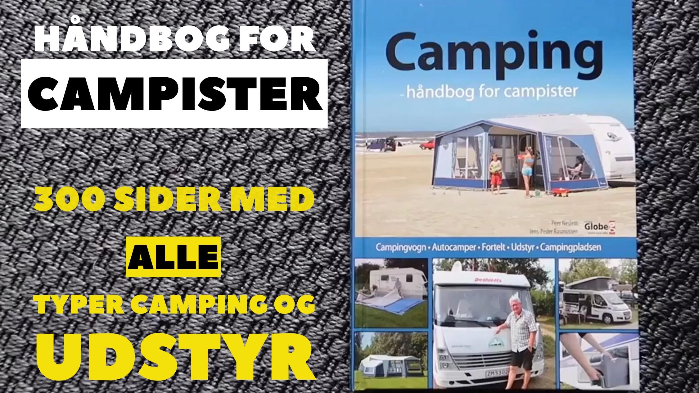 Håndbog for campister - 300 sider informationer og billeder