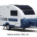 VERDENSPREMIERE – Ny Adria Action 391 LH – KUN I DANMARK!  (Reklame)