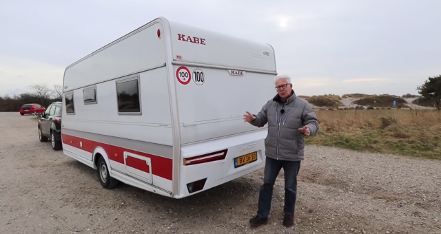5 års erfaringer og oplevelser med Kabe campingvogne