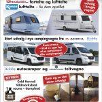 Åbent hus hos Silkeborg Caravan Center