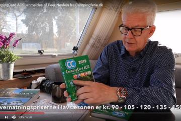 Camping med rabat – i Danmark og 3.400 campingpladser i Europa