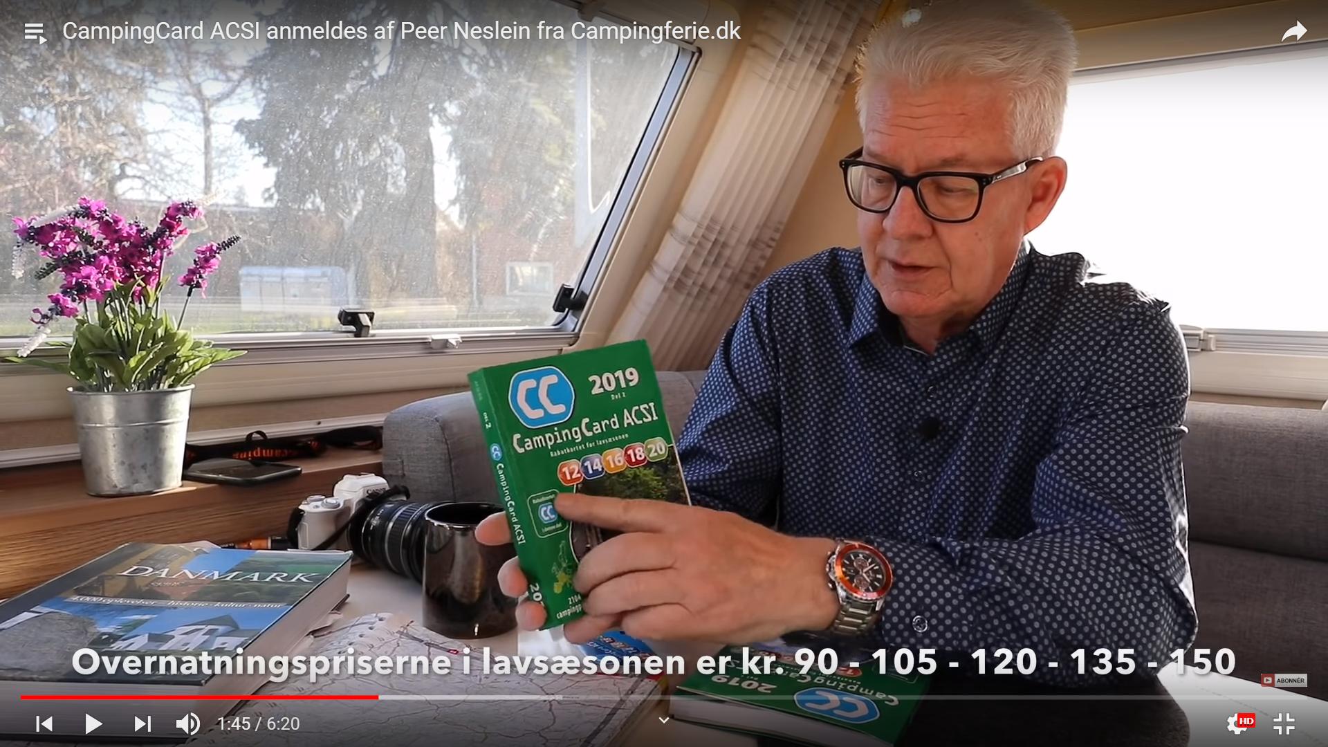 Camping med rabat - i Danmark og 3.400 campingpladser i Europa