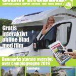Så er Campingbladet udkommet (gratis for alle)