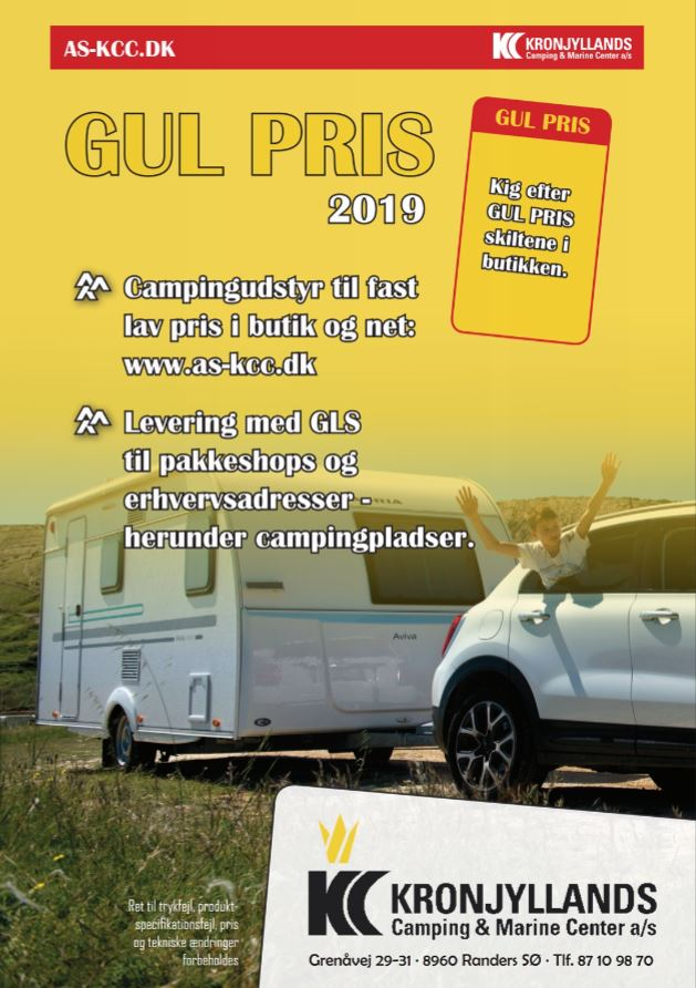 d2d476d6f9d Gul pris betyder lav fast pris – Campingferie.dk