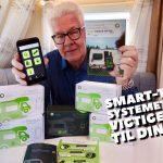 SMART-Traileradvarer dig, hvis der skulle opstå en defekt i din campingvogn!