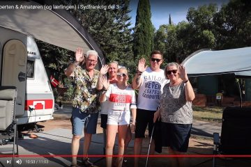 Eksperten og Amatøren og Lærlingen i Sydfrankrig – del 2 og del 3