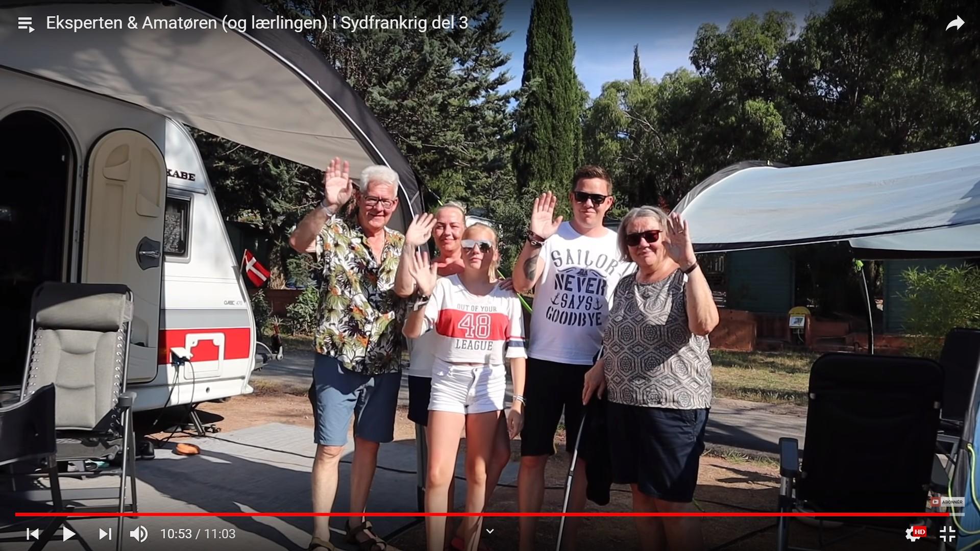 Eksperten og Amatøren og Lærlingen i Sydfrankrig - del 2 og del 3
