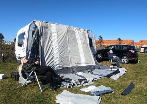 Eksperten & Amatøren – Campingtur gennem Danmark (ACSI, Dethleffs og Isabella) del 3