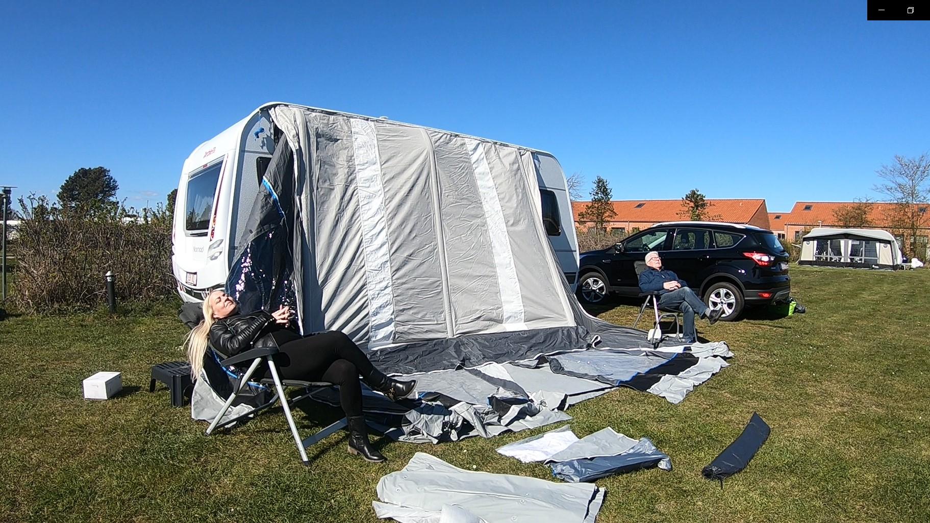 Eksperten & Amatøren - Campingtur gennem Danmark (ACSI, Dethleffs og Isabella) del 3