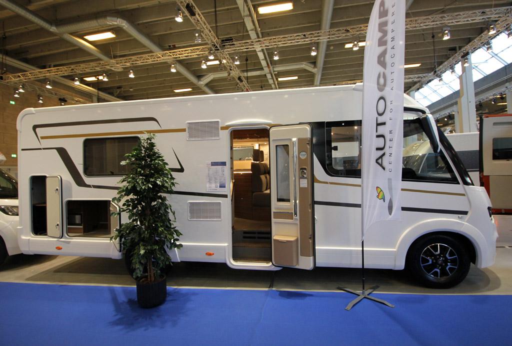 2019 Eura Mobil Integra Line 730 EB – Soveværelse for de kræsne