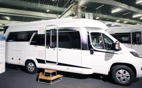 2019 Hobby Optima Premium T 70 E –  Komfortabel og godt med plads