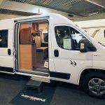 2019 Weinsberg CaraBus 600 MQ – God pladsudnyttelse og stort toiletrum