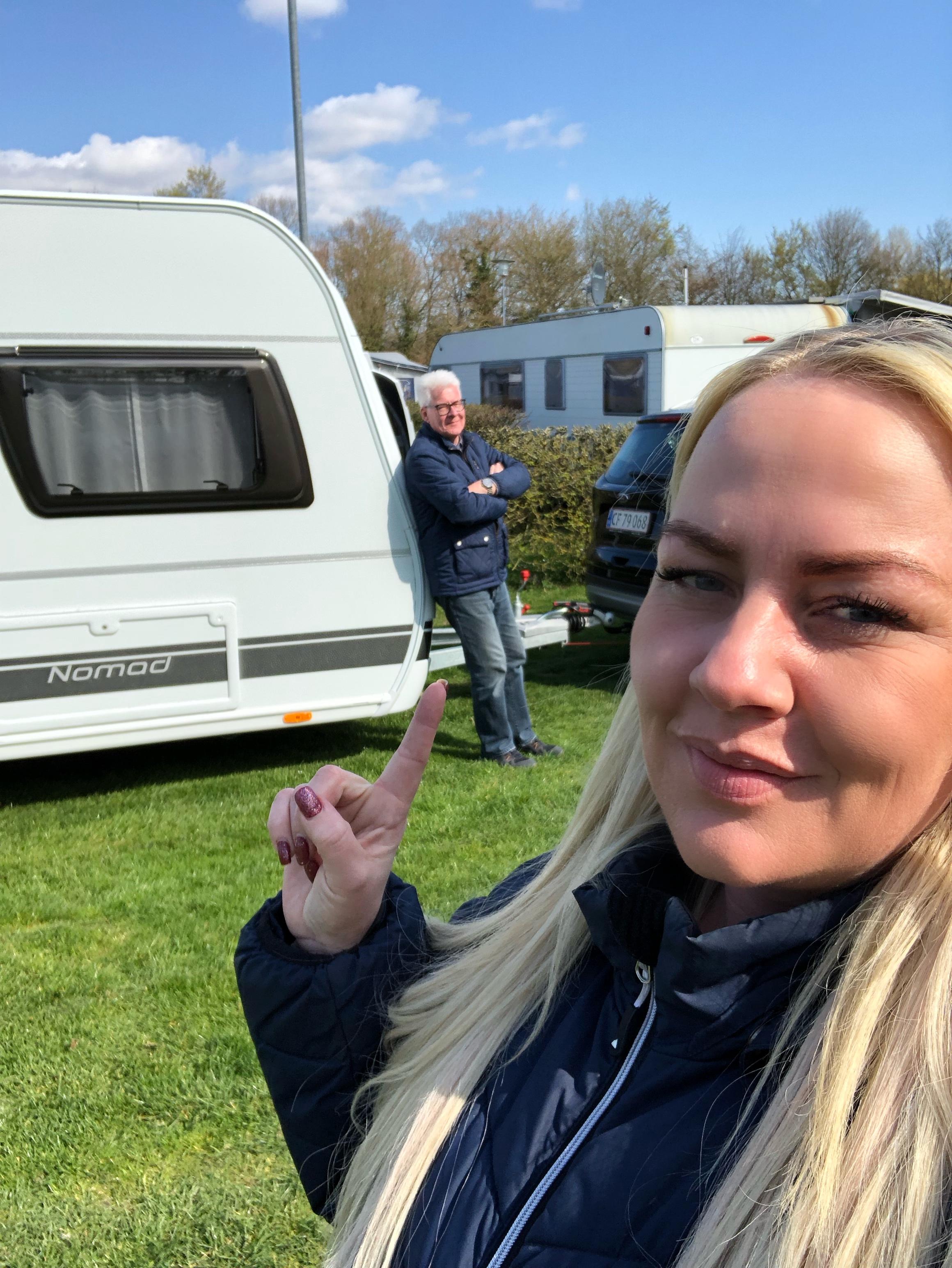 Eksperten & Amatøren - Campingtur gennem Danmark (ACSI, Dethleffs og Isabella) del 1