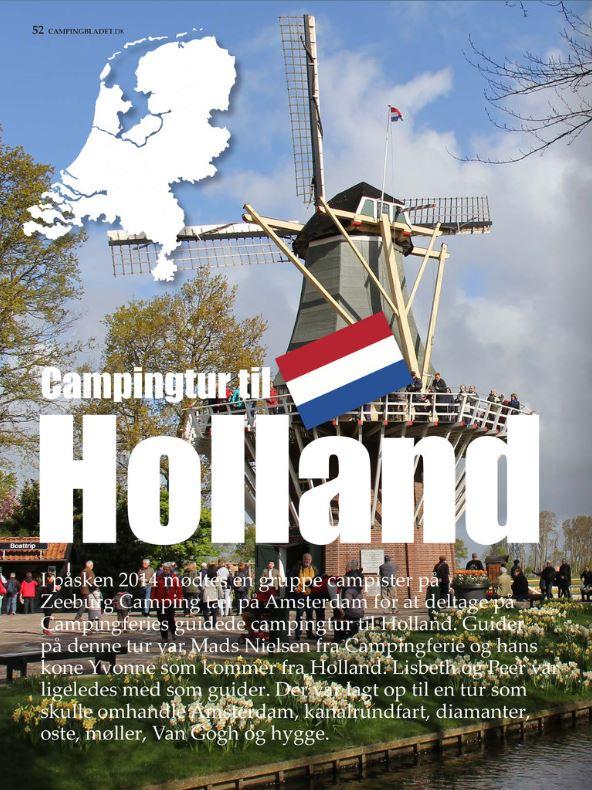 tur til holland