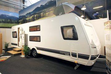 Køjevogn med børneværelse – Dethleffs Camper 730 FKR