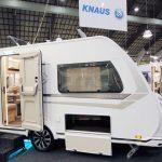 Knaus Südwind 450 FU – Ny rummelig 4,5 meters