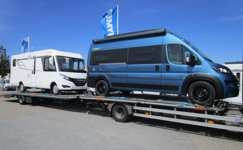 Flere 2019 modeller til PB Autocamper i Allingåbro