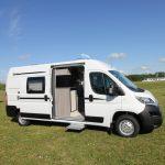 2020 Hobby Vantana OnTour K60 FT (Reklame) – Indstigningsmodellen
