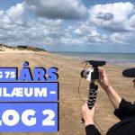 D-Dag 75 års jubilæum – Vlog 2 – Utah Beach og den tyske kirkegård La Cambe