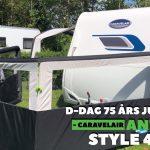 D-Dag 75 års jubilæum – Caravelair Antares Style 470