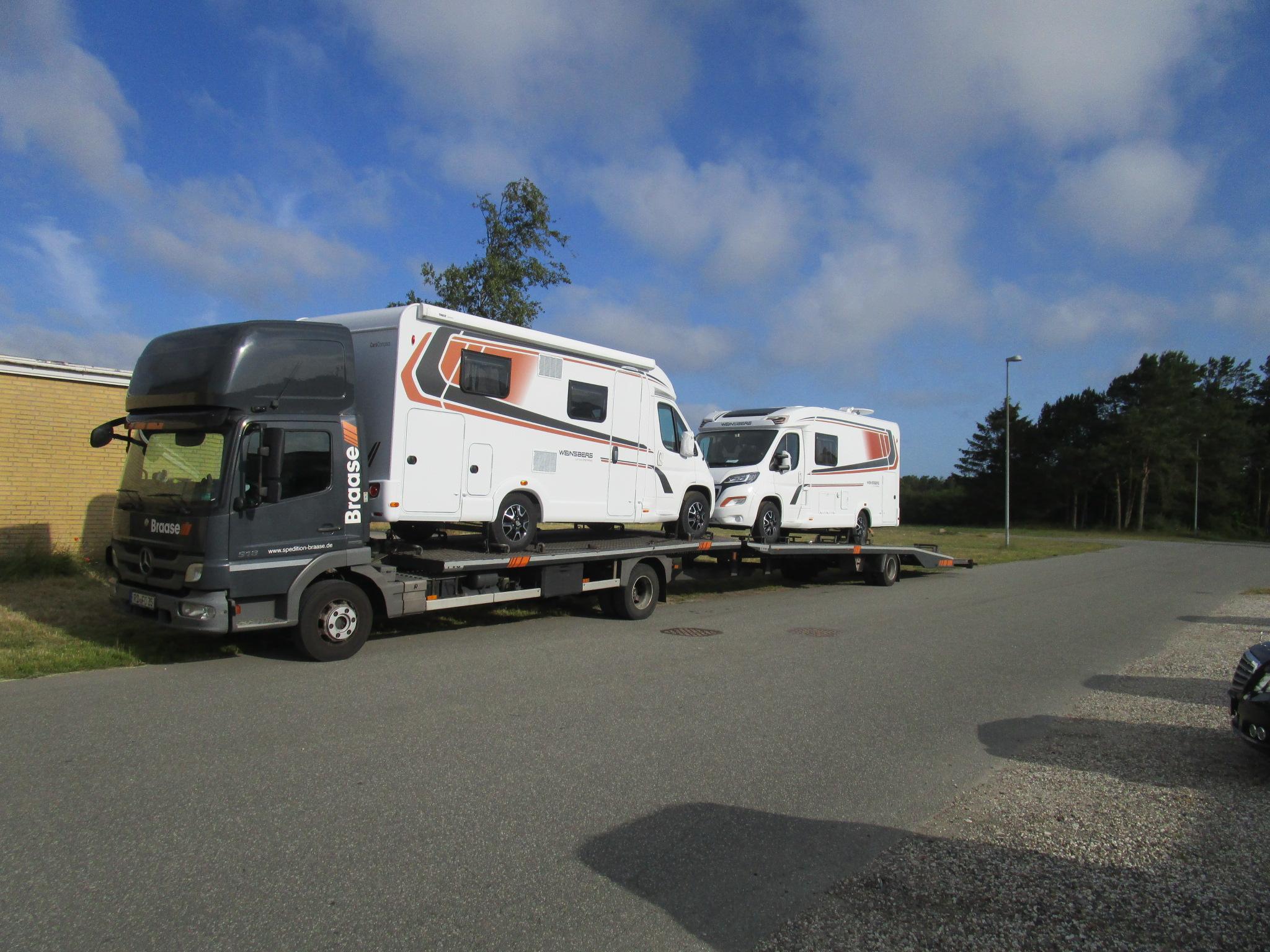PB Autocamper: Nu kommer vognene som kunderne har ventet på