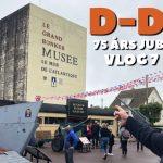 D-Dag 75 års jubilæum – Vlog 7 – Le Grand Bunker