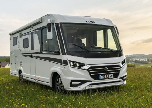 Knaus L!VE I 650 MEG 2020 – Ny helintegreret serie