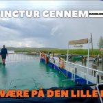 Campingtur gennem Danmark – Vildsvin, Hvid hest, Bramslev bakker, Rosernes by, mindste færge – Del 1