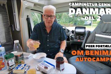 Campingtur gennem Danmark – Benimar Perseo 596 Northautokapp Edition 40 – del 2