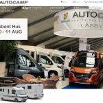 Kom til Åbent Hus hos AUTOCAMP 10 – 11 August 2019