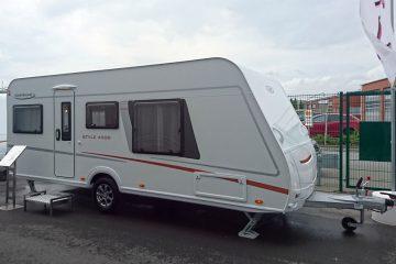 2020 LMC Style 450 D – Én af de første nye