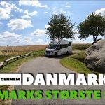 Campingtur gennem Danmark – Militær genistreg, største klippeblok, Ishøj beach og drive away lufttelt – Del 3